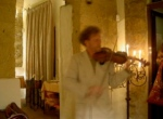 Violin en el Jardín del Califa