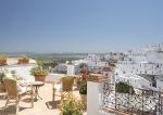 Vista terraza hotel