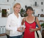 Uta and Lesley Califa Vejer