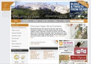 Vejer.com page
