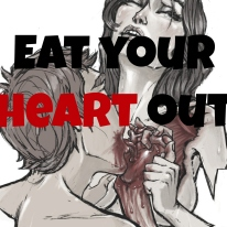 Eat your heart out