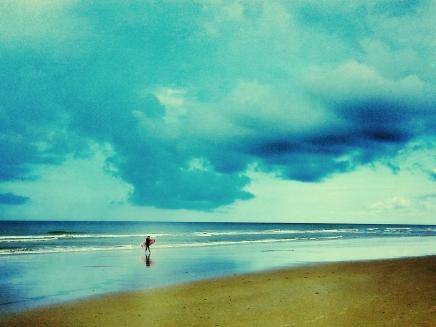 Renee de Villeneuve - Playa