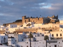 Winters day in Vejer