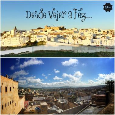Desde Vejer a Fez logo1