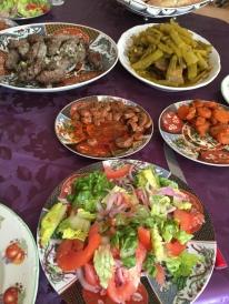 Lunch in Soukh el Arba