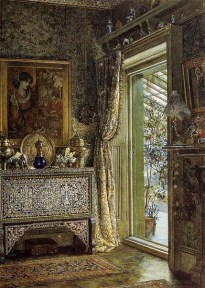 lawrence-alma-tadema-drawing-room-holland-park-1887