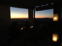 Sunset at Califa Tapas